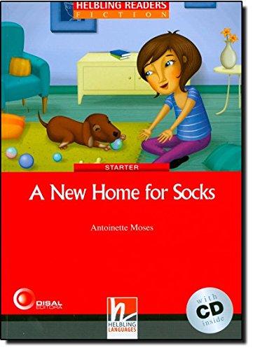A New Home for Socks con audio CD. Helbling Readers Red Series Level 1. A1