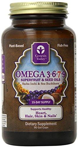 Genessentials Superfruit Oil 3,6,7,9 Blend Genesis Today Inc