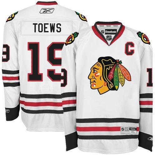 Reebok Chicago Blackhawks Jonathan Toews Premier