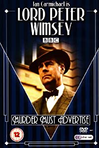 Lord Peter Wimsey  - Murder Must Advertise [DVD]