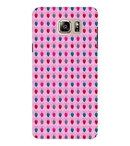 EPICCASE pinky fruits Mobile Back Case Cover For Samsung Note 6 (Designer Case)