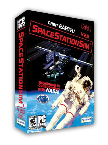 SpaceStation Sim