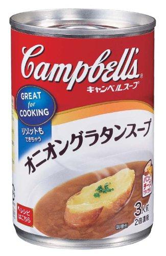 キャンベル オニオングラタンスープ EO缶 305g×12個