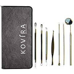 BLACKHEAD REMOVER KIT: ANTI-ACNE SET, BLEMISH-FREE COMPLEXION! A product that can help you remove blackheads, pimples and blemishes at home without exposing yourself to contaminations A surgical grade set of blackhead extractors which are not...