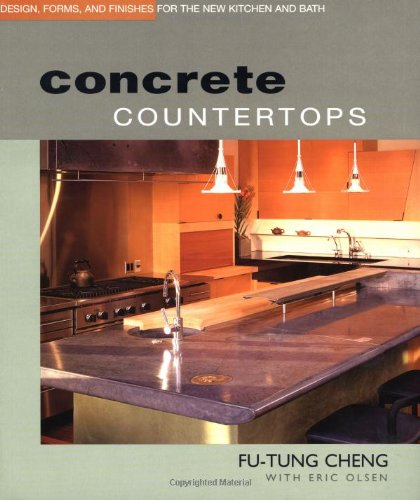 Concrete Countertops - Taunton Press - RC-T070599 - ISBN: 1561584843 - ISBN-13: 9781561584840