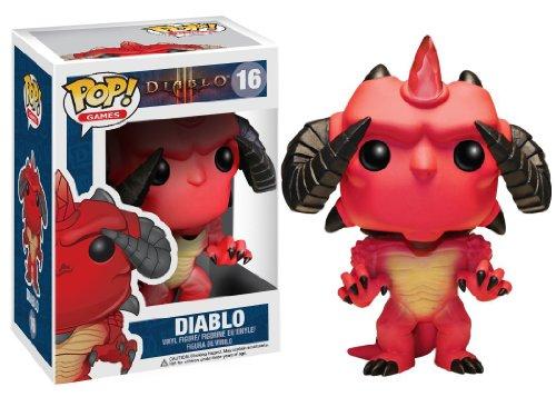 Funko POP Games Diablo 3 3/4 Inch Action Figure Dolls Toys