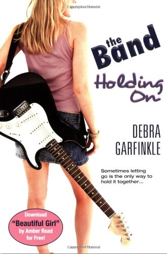 Cover of The Band: Holding On