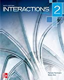 img - for Interactions Level 2 Reading Student Book book / textbook / text book