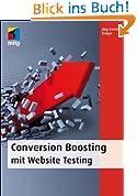 Conversion Boosting mit Website Testing