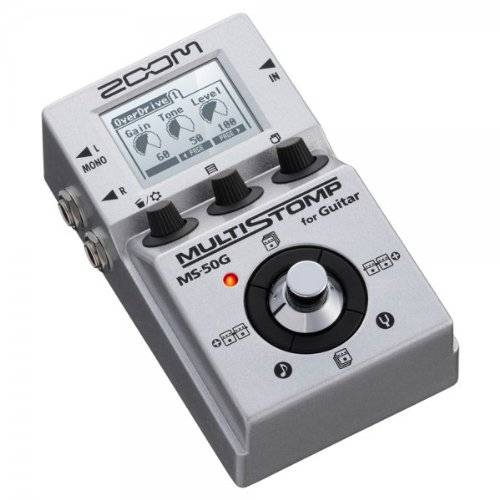 ZOOM MULTI STOMP MS-50G