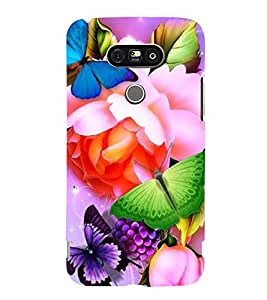 Vizagbeats Beautiful Wallpaper Back Case Cover for LG G5