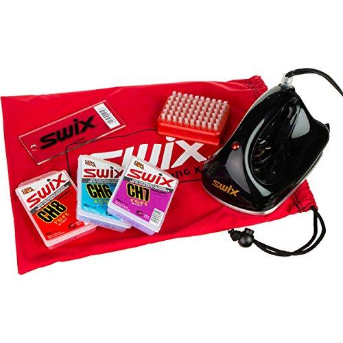 swix-alpine-glide-wax-kit-black-one-size