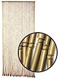 Natural Bamboo Beaded Curtains