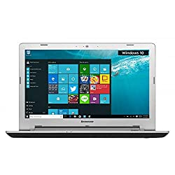 Lenovo Z51-70 80K600W0IN 15.6-inch Laptop (Core i5 5200U/4GB/1TB/Windows 10/AMD Meso XT 2GB Graphics), Black