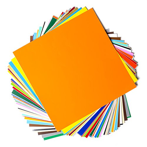 permanent-adhesive-backed-vinyl-sheets-by-ez-craft-usa-12-x-12-40-sheets-assorted-colors-works-with-