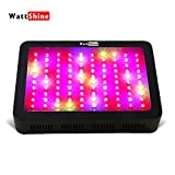 300W Led Grow Light,Full Spectrum DWC Hydroponic Grow Lights System,High Penetration Indoor Garden Greenhouse Led Plant lights, Large Footprint Growing lights for Indoor Plants Veg and Flowering