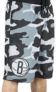 Adidas NBA Brooklyn Nets Shorts S black