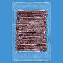 Uline Vacuum Bags - 8 x 12quot - 100carton