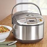 Zojirushi Micom Rice Cooker & Warmer NSTSC18 , 10 cup
