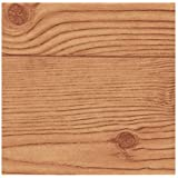 Kittrich Corp 03-700-12 18-Inch X 9-Feet Contact Paper Self Adhesive Shelf Liner, Knotty Pine