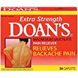 Doans Pain Reliever, Extra Strength, Caplets, 24 ct.