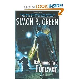 Daemons are Forever - Simon R Green