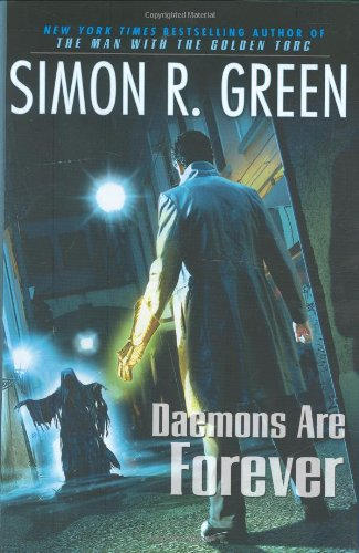 Image of Daemons are Forever (Secret Histories, Book 2)