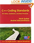 C++ Coding Standards : Rules, Guideli...