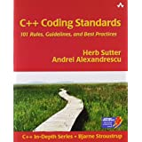 C++ Coding Standards: 101 Rules, Guidelines, and Best Practices ~ Herb Sutter