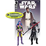 Hasbro Star Wars Exclusive Comic Book Action Figure 2Pack Dark Horse Deliah B...