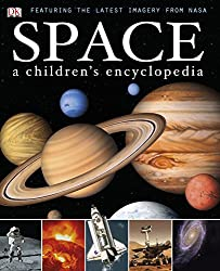 Space A Children's Encyclopedia (Dk Reference)