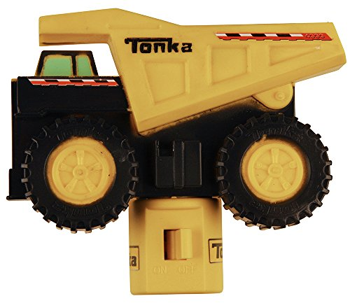LED Tonka Dump Truck Night Light (Dump Truck Lamp compare prices)