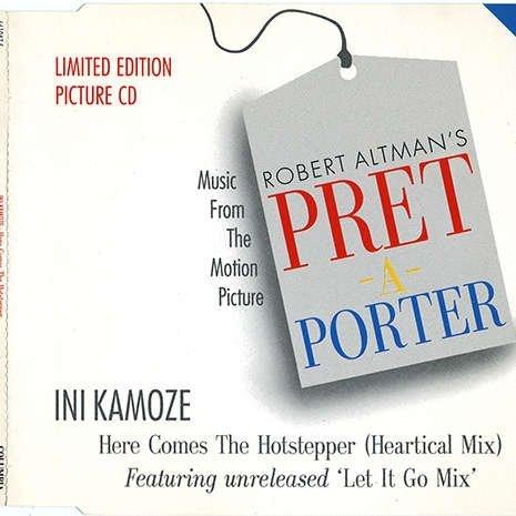Ini Kamoze - Here Comes The Hotstepper Lyrics