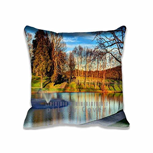 lake-at-darden-towe-park-unique-pillow-cases-art-for-living-room-very-nice-nature-chair-cushion-cove