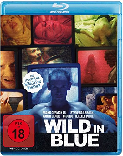 Wild in Blue [Blu-ray]