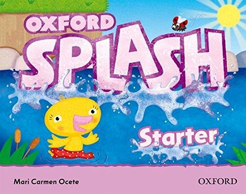 Splash Starter: Class Book and Songs CD Pack