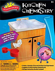 Kitchen Chemistry Kit PS2026