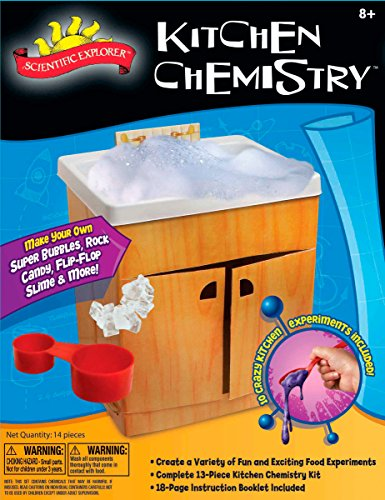 Scientific Explorer Kitchen Chemistry Kit - 1