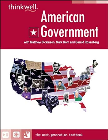 Thinkwell American Government 3rd Edition
