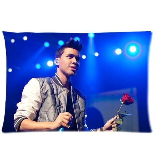 custom-popular-prince-royce-and-rose-rectangle-pillowcase-standard-size-20-by-30-inch-bpcaese-853