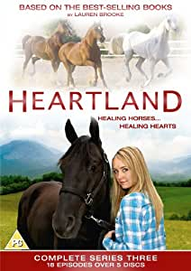 Heartland: The Complete Third Season [5 DVDs] [UK Import]