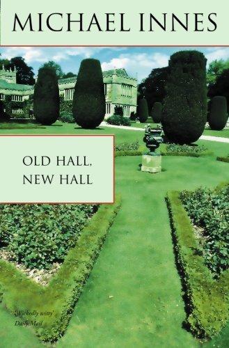 Old Hall, New Hall