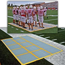 Huddle Zone® Special Teams Mat - Football