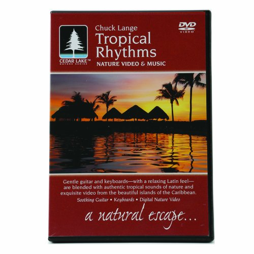 Cedar Lake Tropical Rhythms Nature Video and Music DVD