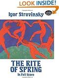 The Rite of Spring in Full Score (Dover Music Scores)