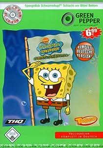SpongeBob Schwammkopf: Schlacht um Bikini Bottom [Green Pepper]