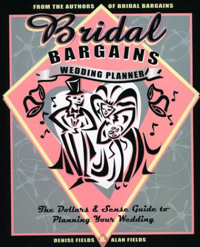 Bridal Bargains Wedding Planner, 2nd Edition: 