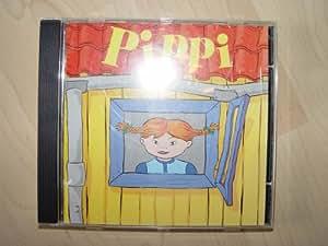 Astrid Lindgren's Pippi - multilingual - mehrsprachig