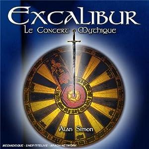 [Concert] Excalibur, le concert mythique. 51SIDv5EmcL._SL500_AA300_