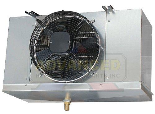 Low Profile Walk-In Cooler Evaporator Blower Single Fan 4,000 BTU / 730CFM / 110V (110v Blower Fan compare prices)